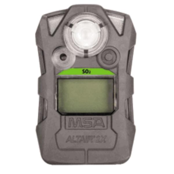 Газоанализатор ALTAIR 2X SO₂, пороги тревог: 1, 2, 1, 1 ppm с поверкой
