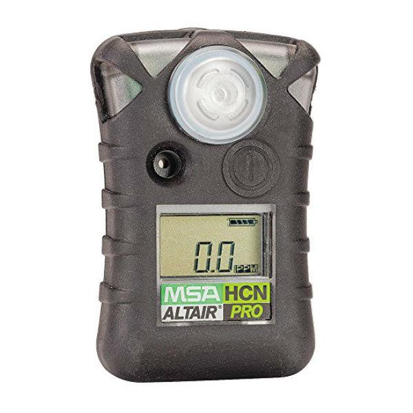 Газоанализатор ALTAIR PRO HCN, пороги тревог: 1 ppm и 2 ppm с поверкой