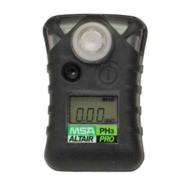 Газоанализатор ALTAIR PRO PH3, пороги тревог: 0,1 ppm и 0,2 ppm с поверкой