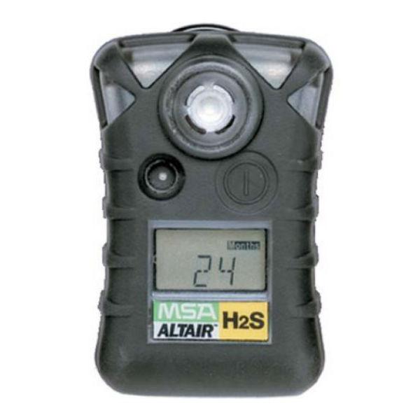 Сигнализатор ALTAIR H2S, пороги тревог: 5 ppm и 10 ppm (равно 7 и 14 мг/м3) с поверкой