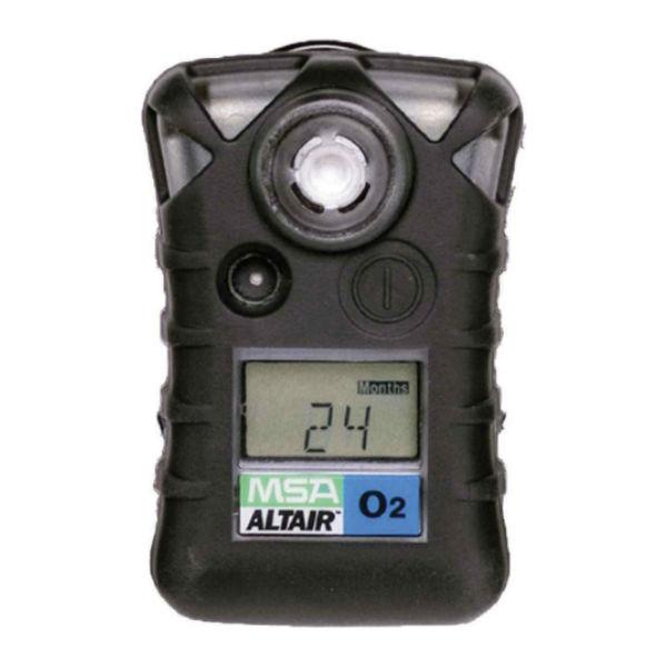 Сигнализатор ALTAIR O2, пороги тревог: 19,5% и 18,0% с поверкой