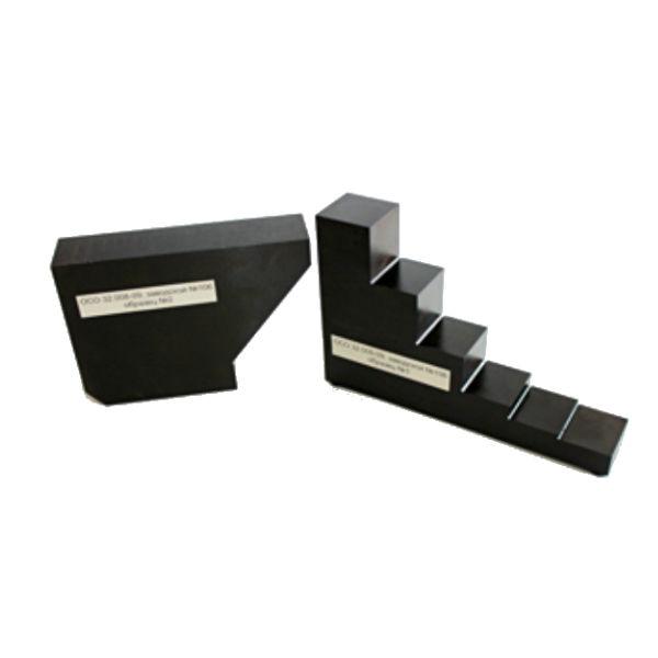 Комплект отраслевых ЖД стандартных образцов ОСО 32.008-2009 (№1, №2)