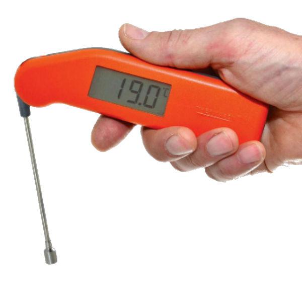 Цифровой карманный термометр Elcometer 212 с датчиком для поверхности