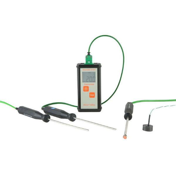 Цифровой водонепроницаемый термометр Elcometer 213/2