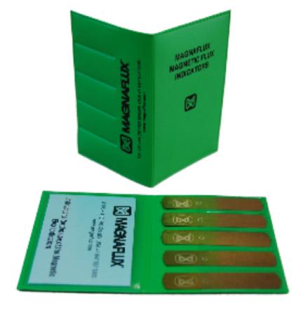 Магнитные индикаторные полоски/рейки с серебряным покрытием 008M005