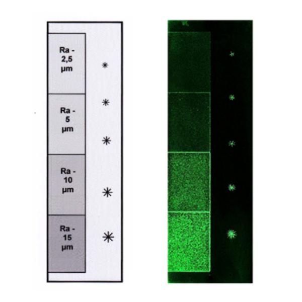 Стандартный образец 2 в соответствии с EN ISO 3452-3 (135510)