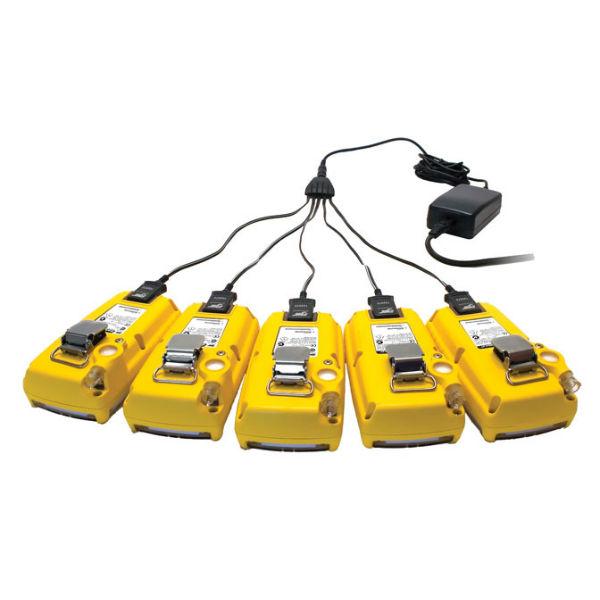 GA-PA-1-MC5 сетевой адаптер для одновременной зарядки нескольких приборов или аккумуляторных батарей