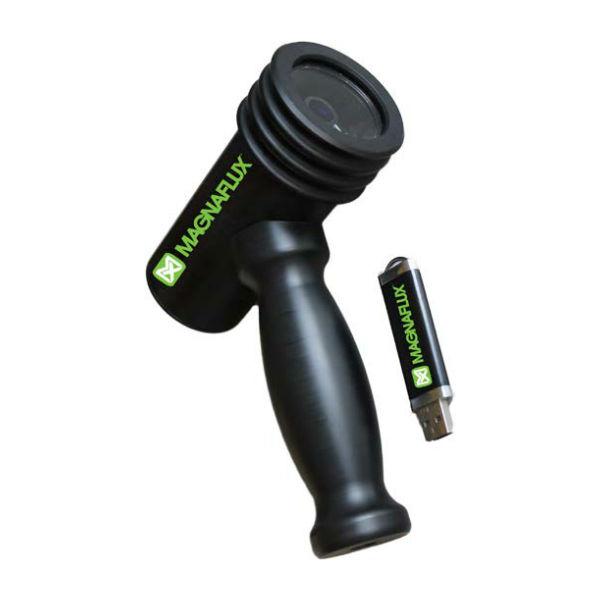 Новый светодиодный ультрафиолетовый фонарь MAGNAFLUX UV LED Mini Spot