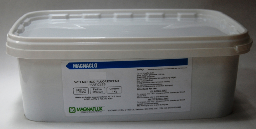 Люминесцентный магнитный концентрат Magnaglo MG 601
