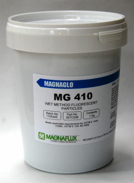 Люминесцентный магнитный концентрат Magnaflux MG 410, 1 кг