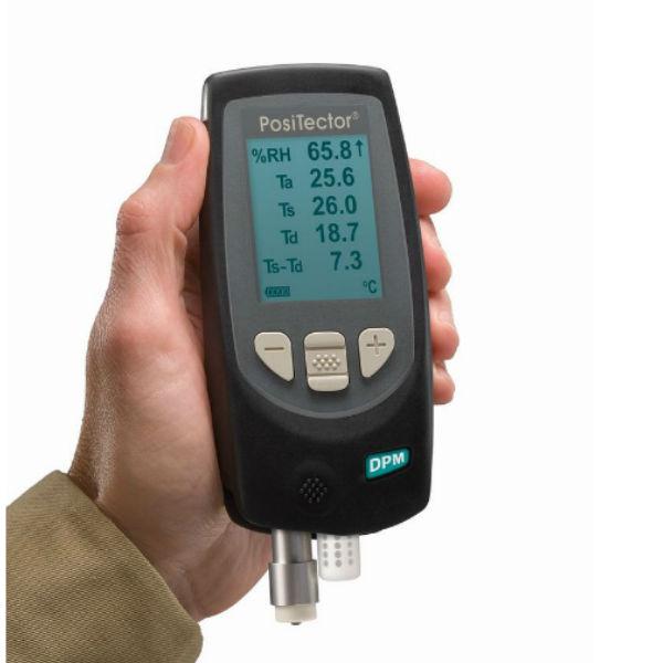 Измеритель температуры точки росы PosiTector DPM Standard (встроенный датчик)