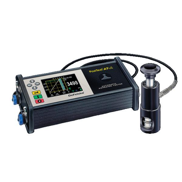 Автоматический адгезиметр PosiTest АТА (0 — 50 МПа, разрешение 0,01 МПа)