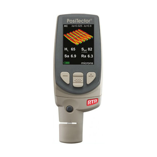 Цифровой толщиномер PosiTector RTR Standard + probe