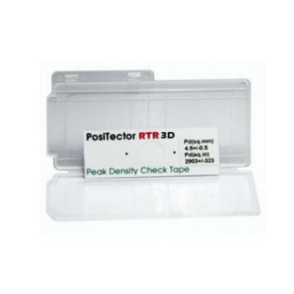 Калибровочная пластина DeFelsko RTRCHKTAPE04 PosiTector RTR Check Tape
