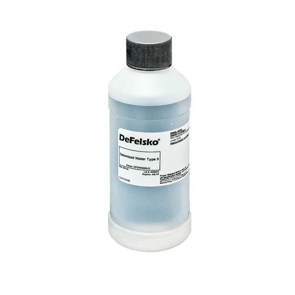 Дистиллированная вода DeFelsko SSTDIWATER (240 мл, 8 унций)