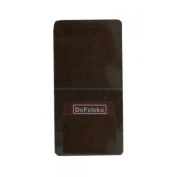 Стандартная калибровочная пластина DeFelsko STDCS10 250 мкм (коричневая)