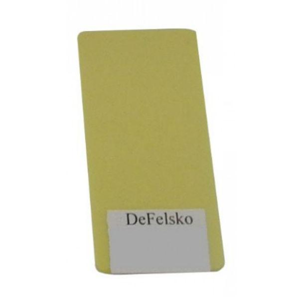 Стандартная калибровочная пластина DeFelsko STDCS20, 500 мкм (жёлтая)