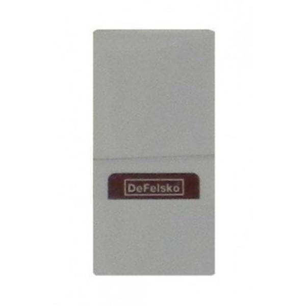 Стандартная калибровочная пластина DeFelsko STDCS40, 1000 мкм (белая)