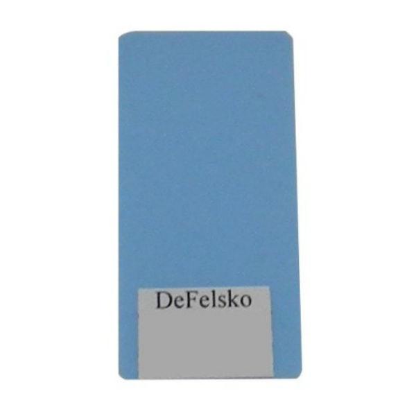 Стандартная калибровочная пластина DeFelsko STDCS5 125 мкм (голубая)