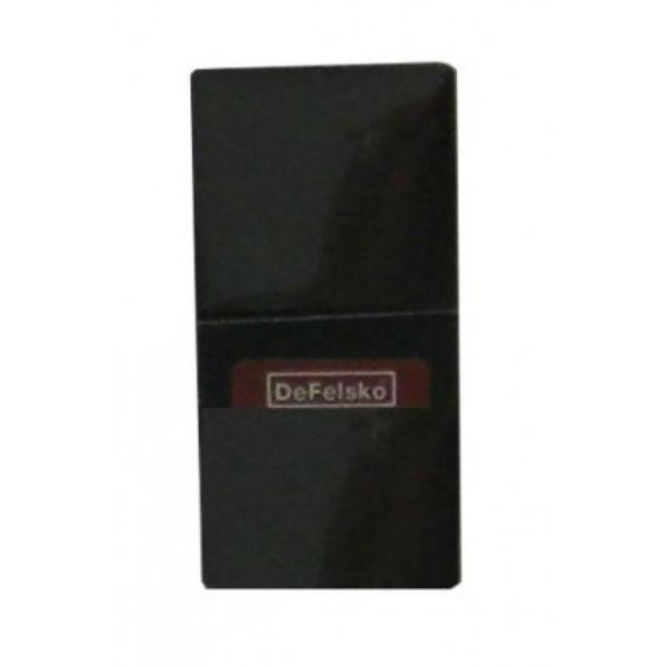 Стандартная калибровочная пластина DeFelsko STDCS60, 1500 мкм (чёрная)
