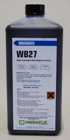 Концентрат черной магнитной суспензии MAGNAVIS WB27, 1 л.