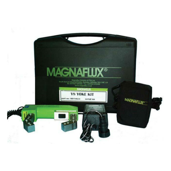 Портативные магнитные клещи Magnaflux Y8
