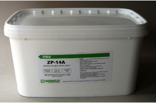 Проявитель порошковый концентрат ZYGLO ZP-14A, 5 кг