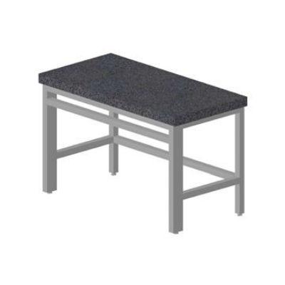Стол лабораторный для электропечи 900х600х900 с мет.полкой