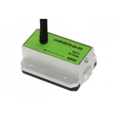 3A8K507065-65 специализированный многоканальный акустический блок для сканер-дефектоскопа УСД-60-8К