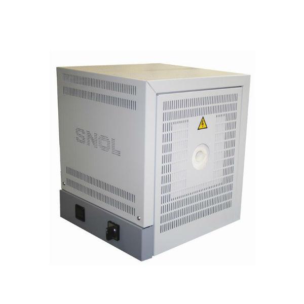 Трубчатая печь SNOL 0,5/1250 (терморегулятор интерфейс; 0,5 л)
