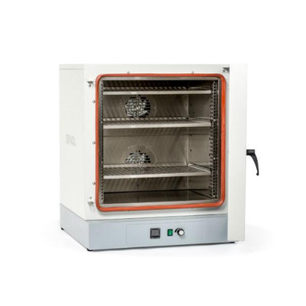 Шкаф сушильный SNOL 120/300 LFN (120 л, нерж. сталь, интерфейс)