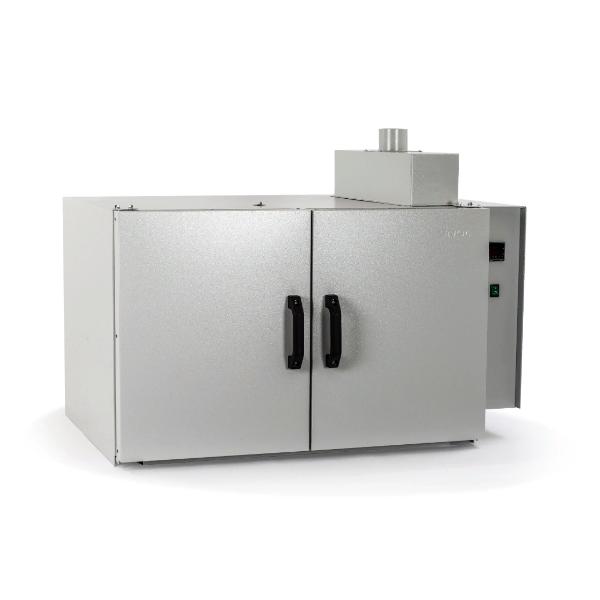 Шкаф сушильный SNOL 200/200 (200 л, нерж. сталь, программируемый)