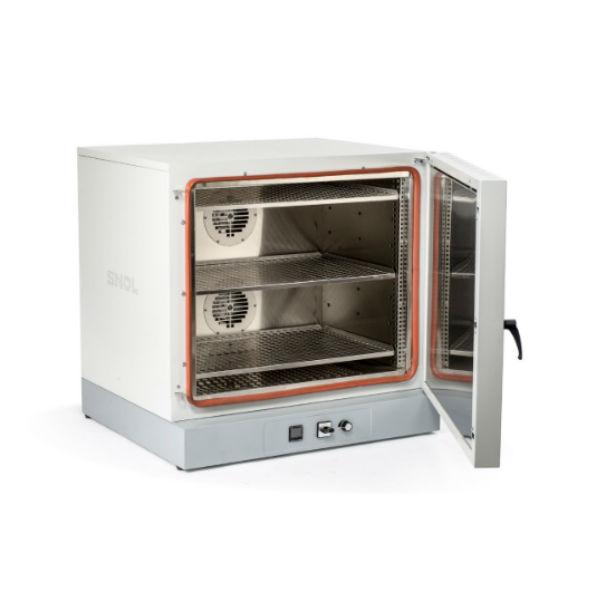 Шкаф сушильный SNOL 220/300 LFN (220 л, нерж. сталь, интерфейс)