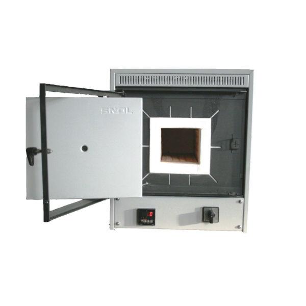 Муфельная печь SNOL 4/1300 (терморегулятор интерфейс; 4 л)