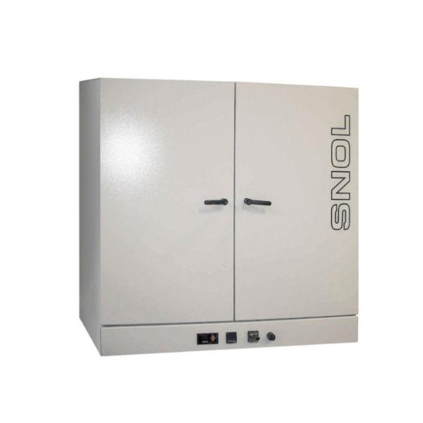 Шкаф сушильный SNOL 420/300 LFNEc (420 л, нерж. сталь, интерфейс)