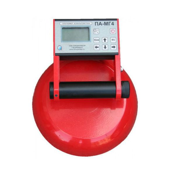 Плотномер асфальтобетона ПА-МГ4 с GPS