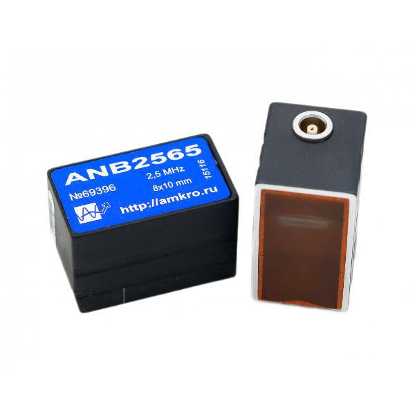 ANB25xx преобразователи среднегабаритные наклонные 2,5Мгц