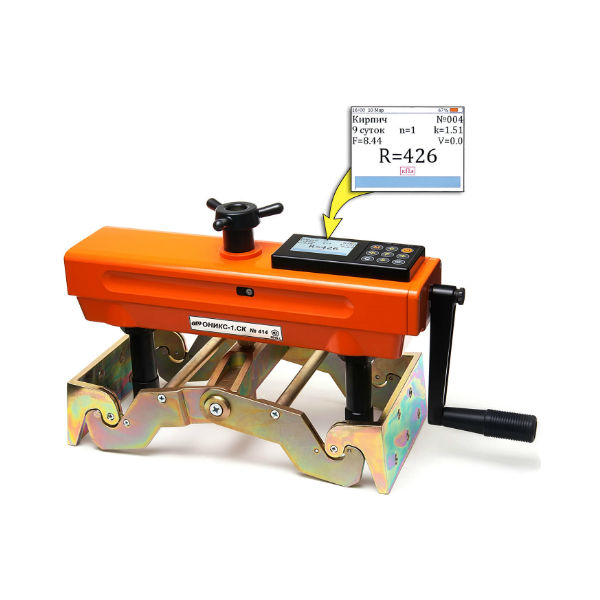 Измеритель прочности сцепления кирпича ОНИКС-1.СК.100 TFT