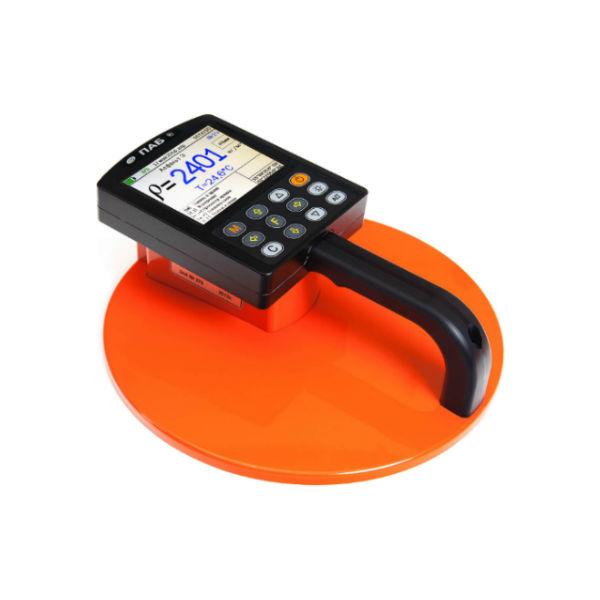 Измеритель плотности асфальтобетона ПАБ-1-1 цветной TFT дисплей