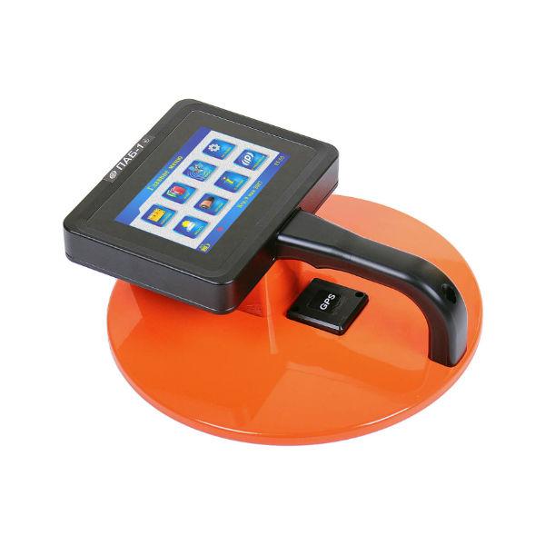 Измеритель плотности асфальтобетона ПАБ-1.2 TFT — touchscreen