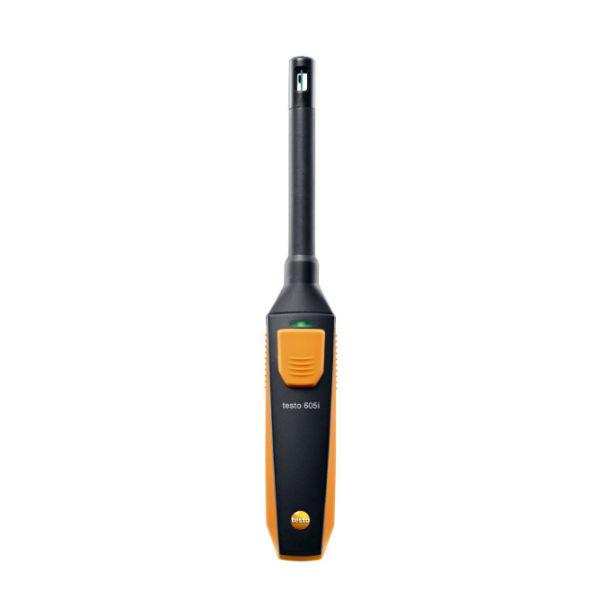 Смарт-зонд testo 605 i термогигрометр с Bluetooth