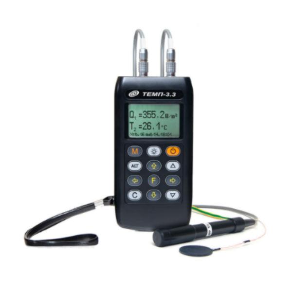 Одноканальный измеритель теплового потока ТЕМП-3.32