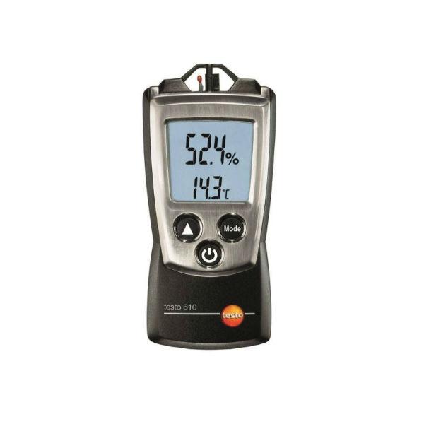 Прибор для измерения влажности/температуры testo 610