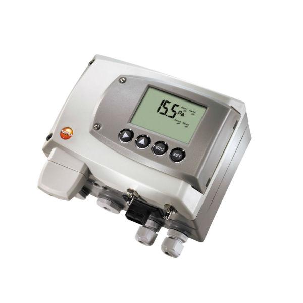 testo 6351 трансмиттер дифференциального давления для установки в нормальных зонах (0555 6351)