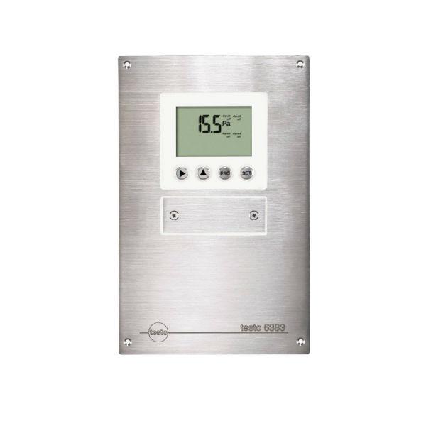 testo 6383 трансмиттер дифференциального давления для установки в критических зонах