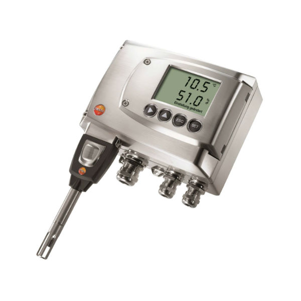 testo 6681 промышленный трансмиттер влажности (0555 6681)