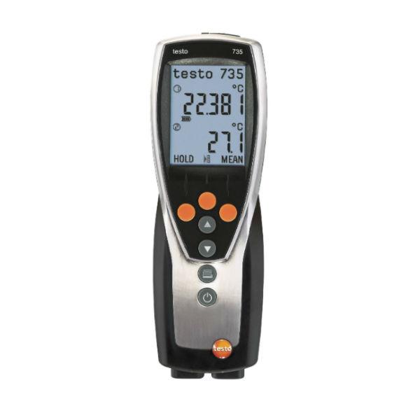 Термометр 3-х канальный testo 735-1