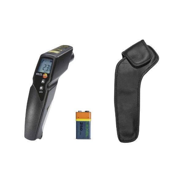 Инфракрасный термометр testo 830-T2 (комплект) (0563 8312)