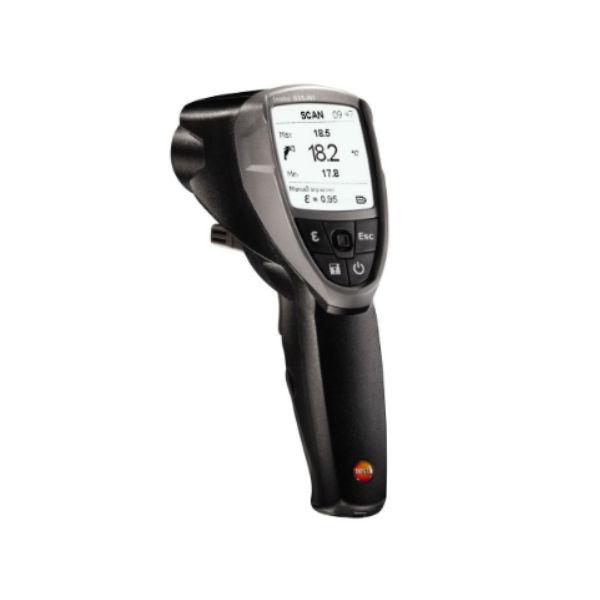Инфракрасный термометр testo 835-H1 с интегрированным модулем влажности (0560 8353)