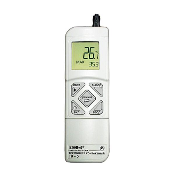 Термометр контактный ТК-5.09 с функцией измерения относительной влажности
